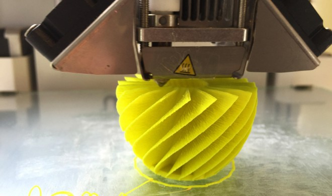Die spannende Geschichte hinter dem 3D-Druck