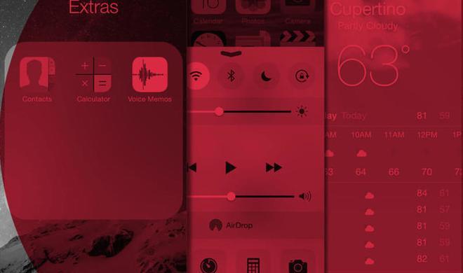 Apple zerstört (gutes) Design