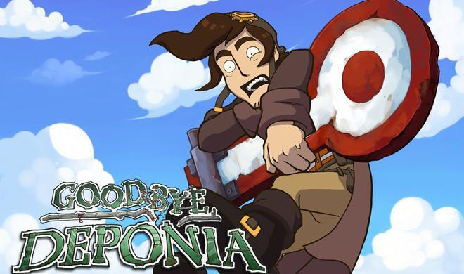 Deponia: Komplette Spiele-Trilogie im Sonderangebot