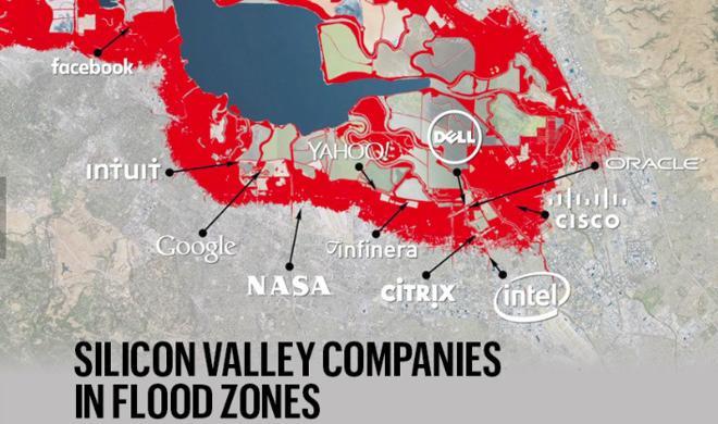 Wird Silicon Valley bald geflutet?