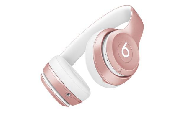 Neue Beats-Kopfhörer in Roségold vervollständigen Farbpalette