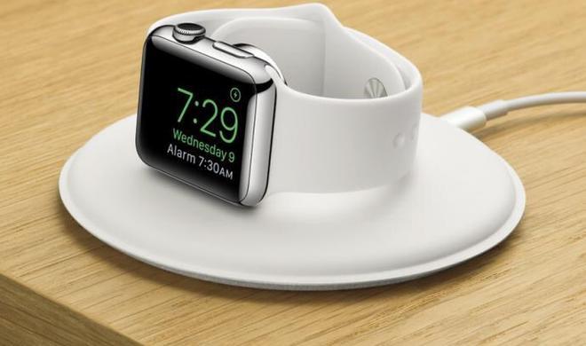 Apple Watch unterstützt Qi-Standard wohl absichtlich nicht