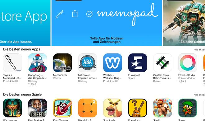 Das Geheimnis hinter den fehlenden Apps für das iPad Pro