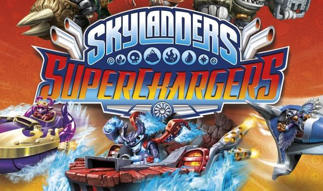 "Test: Skylanders - Superchargers, ""Toys-to-life""-Sammelhatz für iPhone, iPad und Apple TV 4"