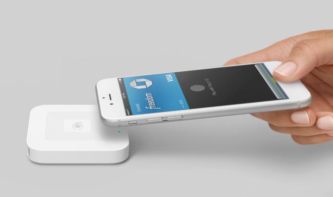 Apple Pay: Square stellt neuen NFC-Reader vor