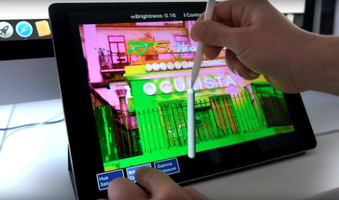 Apple Pencil: Entwickler bringen dem Stylus neue Funktionen bei