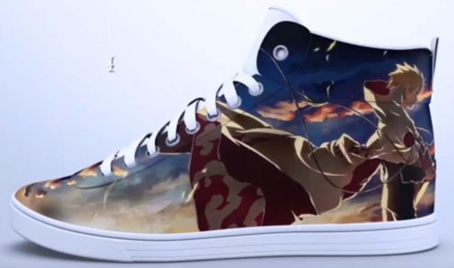 ShiftWear: Der Smart-Sneaker mit Farbdisplay