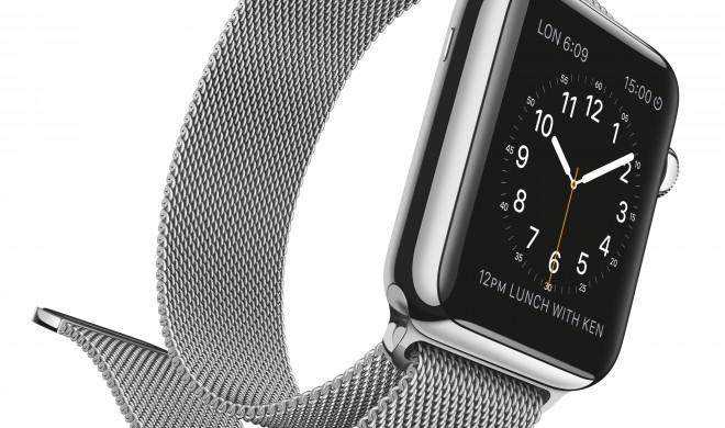 Apple Watch-Nutzer starren bis zu 80 Mal täglich auf ihre Smartwatch