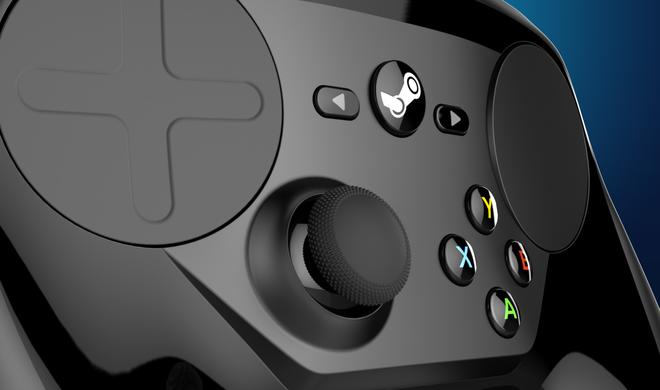 Steam Controller: Update verwandelt Gamepad in Grafiktablett