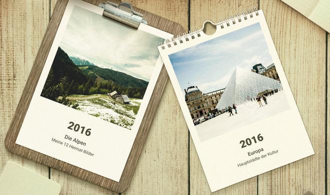 Wir verlosen 10 coole Deko-Kalender von clixxie