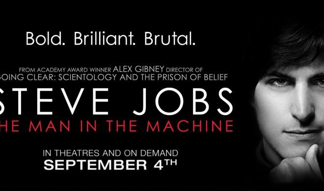 """Steve-Jobs-Dokumentation """"The Man In The Machine"""" erhältlich"""