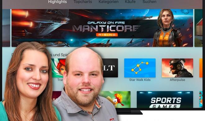 Ein Thema, zwei Meinungen: Was taugt das neue Apple TV?