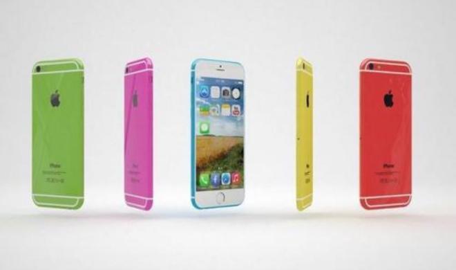 iPhone 6c soll farbiges Metallgehäuse bekommen und ab Februar erhältlich sein