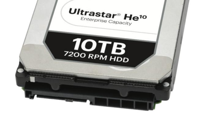 HGST stellt 10-TB-Festplatte vor