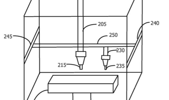 Apple erfindet mehrfarbigen 3D-Drucker mit Tintenstrahltechnik