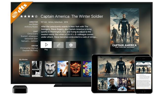Apple TV 4: Media-Player Infuse jetzt verfügbar
