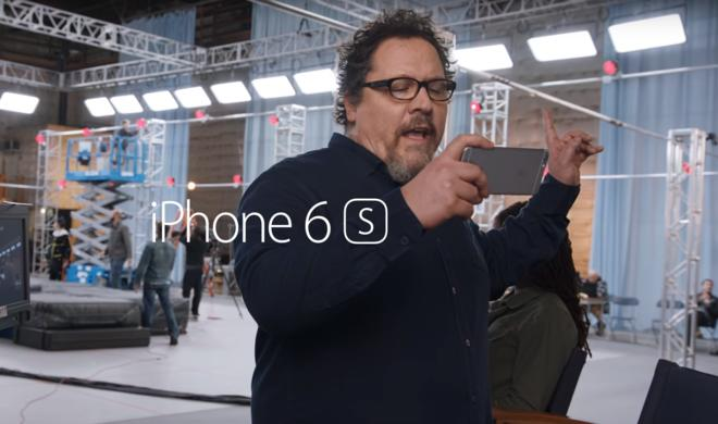 iPhone 6s: 3 neue Video-Clips mit Regisseur Jon Favreau