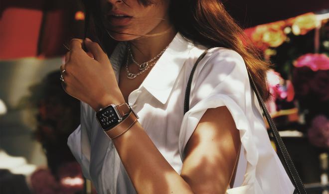 Apple ist die Nummer 2 unter den Wearables-Herstellern