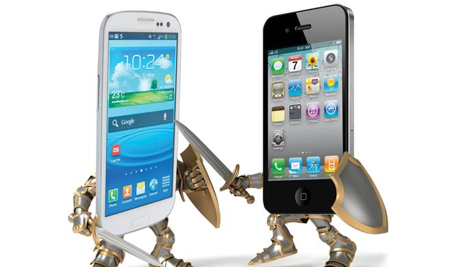Patentrechtsverletzung: Samsung zahlt halbe Milliarde US-Dollar an Apple