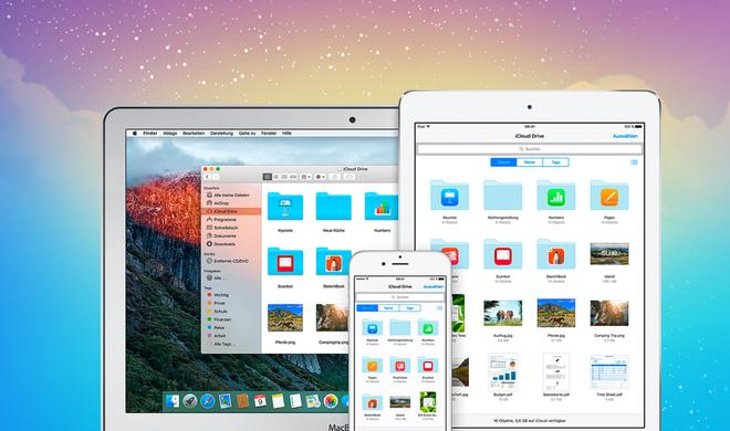 OS-X-Basiswissen: So nutzt du iCloud Drive unter OSX & iOS