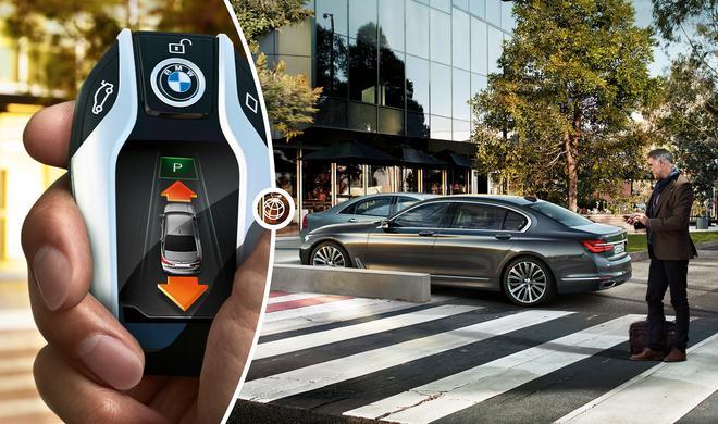 BMW: Keine Eile autonomes Fahren einzuführen