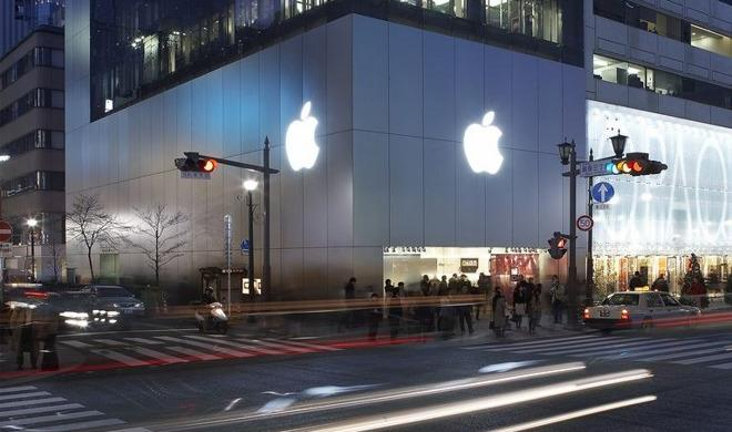 Bombendrohung: Apple Store schließt sofort