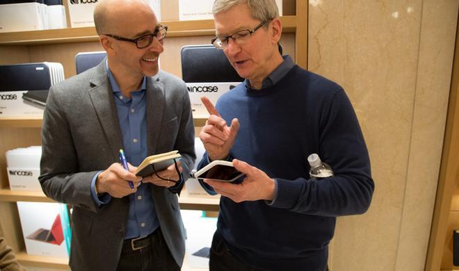 Smart Battery Case: Tim Cook erklärt Vorteile