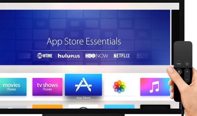 Apple bewirbt Apps für Apple TV im iOS-App-Store