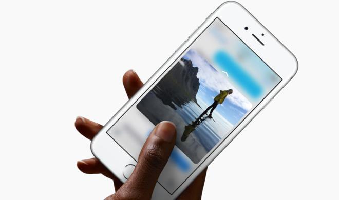 3D Touch: Facebook Messenger und Adobe Lightroom aktualisiert