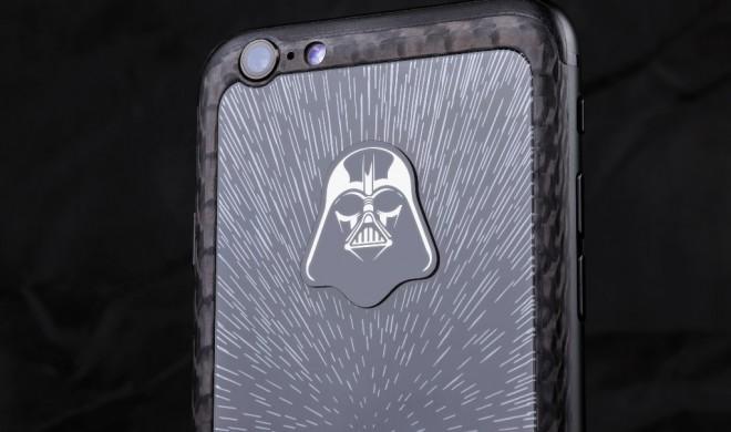 Star-Wars-Hype mal anders: Möge das iPhone mit dir sein