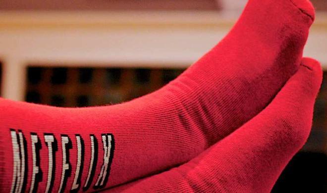 Die geheimnisvollen Netflix-Socken