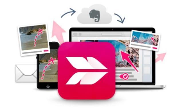 Evernote stellt Skitch für iOS, Clearly und die Pebble-App ein
