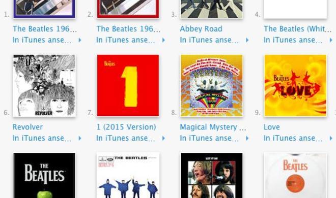 Beatles sollen zu Weihnachten auf Apple Music streamen