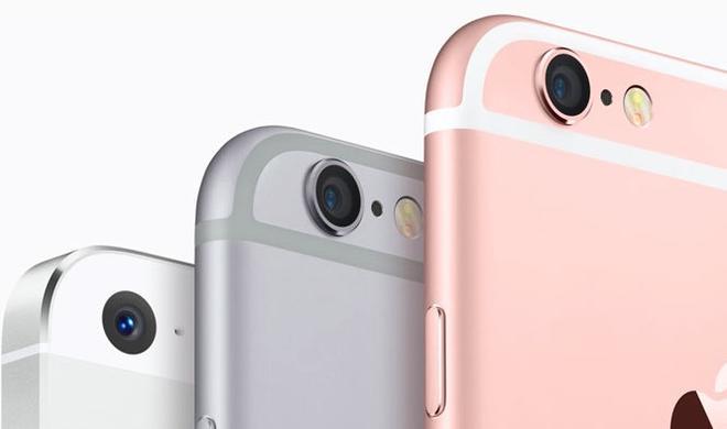 Apple-Patent: Naht das Ende der iPhone-Kamera-Beule?