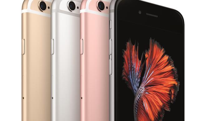 iPhone 6s: Mäßige Verkaufszahlen werden dem iPhone 7 zugute kommen