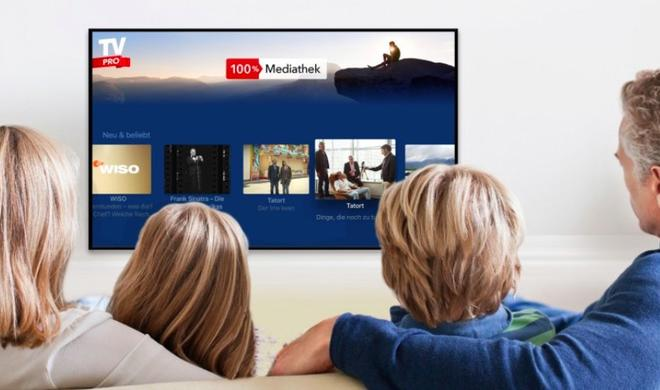 TV Pro holt die Highlights aus den Mediatheken auf dein Apple TV