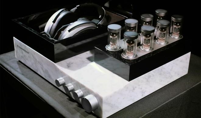 Sennheiser Orpheus: Der teuerste Kopfhörer der Welt zur Probe gehört