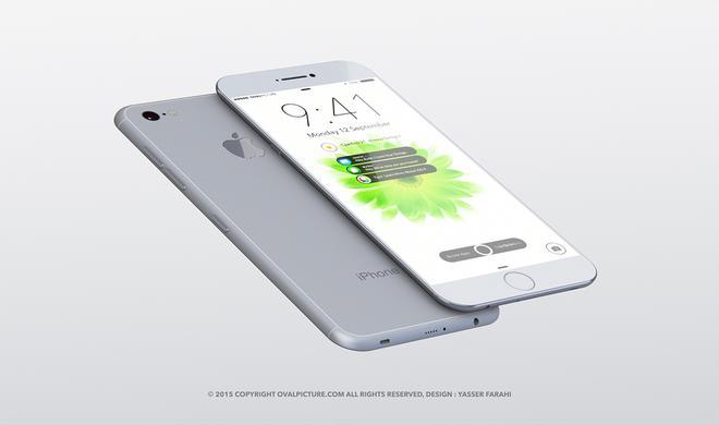iPhone 7: Wasserdicht und mit besserem Unibody-Gehäuse?