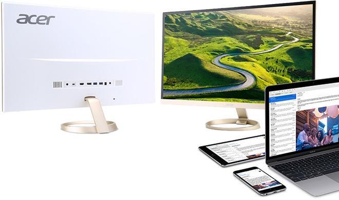 MacBook: Neue USB-C-Monitore von Acer und Lenovo