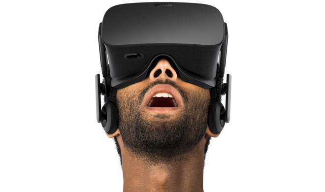 VR-Headset Oculus Rift ab 6. Januar bestellbar