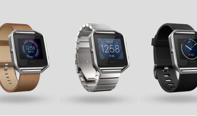 Fitbit Blaze gegen Apple Watch - und die Börse straft den Hersteller ab