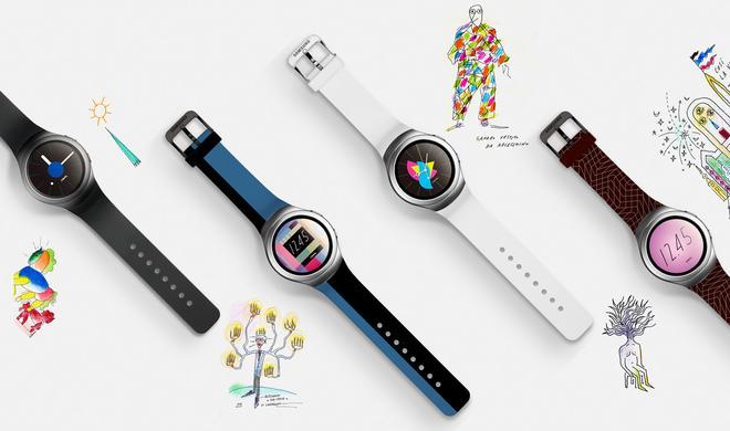 Samsung kündigt iOS-Unterstützung für Gear S2 an