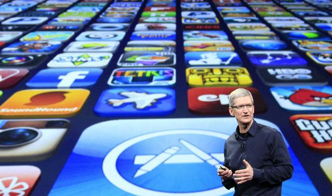 App Store: Neue Rekorde zu Weihnachten und Neujahr