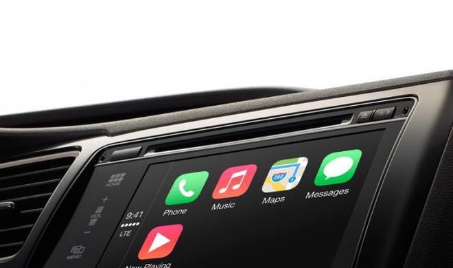 Volkswagen darf  kabelloses CarPlay nicht auf der CES zeigen