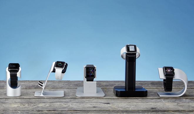 Die 5 besten Docks für die Apple Watch
