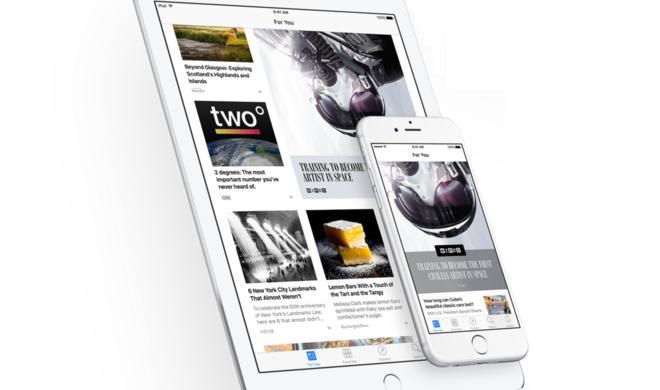 Apple News: Nutzerzahlen viel zu niedrig geschätzt