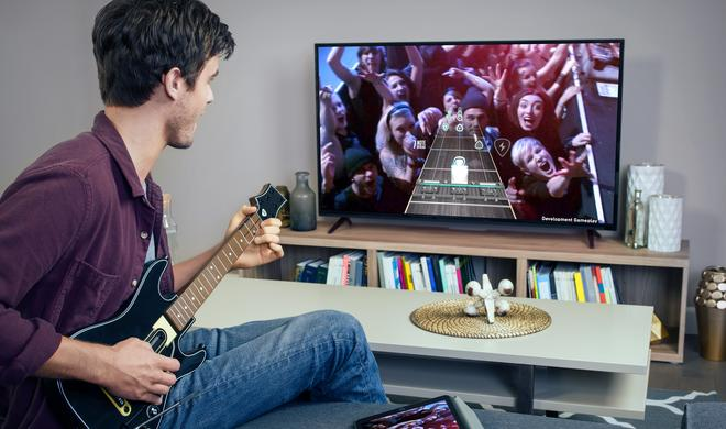 Test: Guitar Hero Live für iPhone, iPad und Apple TV