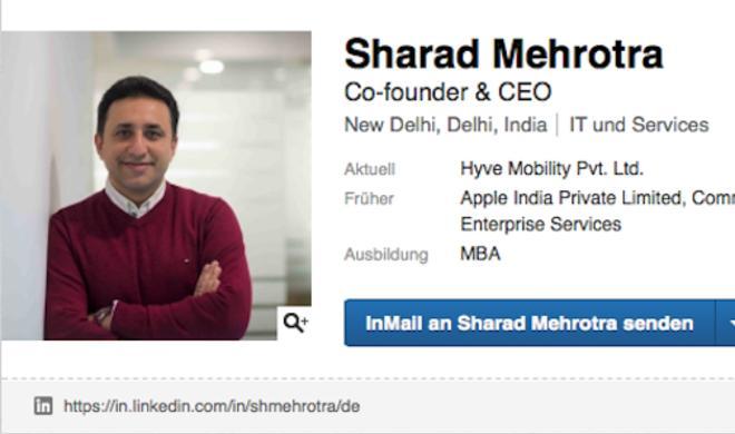 Apples Geschäftsführer in Indien steigt um auf Android