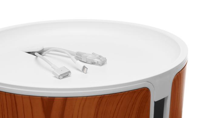 Test: Bluelounge CableBin, die Kabel-Tonne für Ordnungsfanatiker
