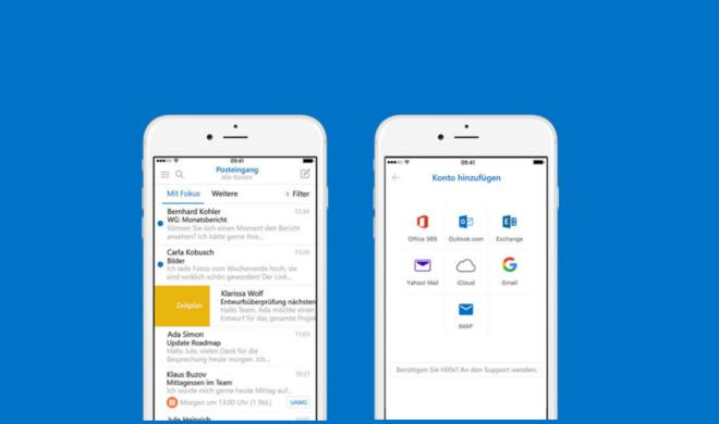Outlook-Updates für iOS & OS X bringen Skype-Integration und vieles mehr